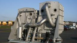 Evaporators – fresh water generator