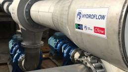 PG-HydroFlow: live fish transfer solution