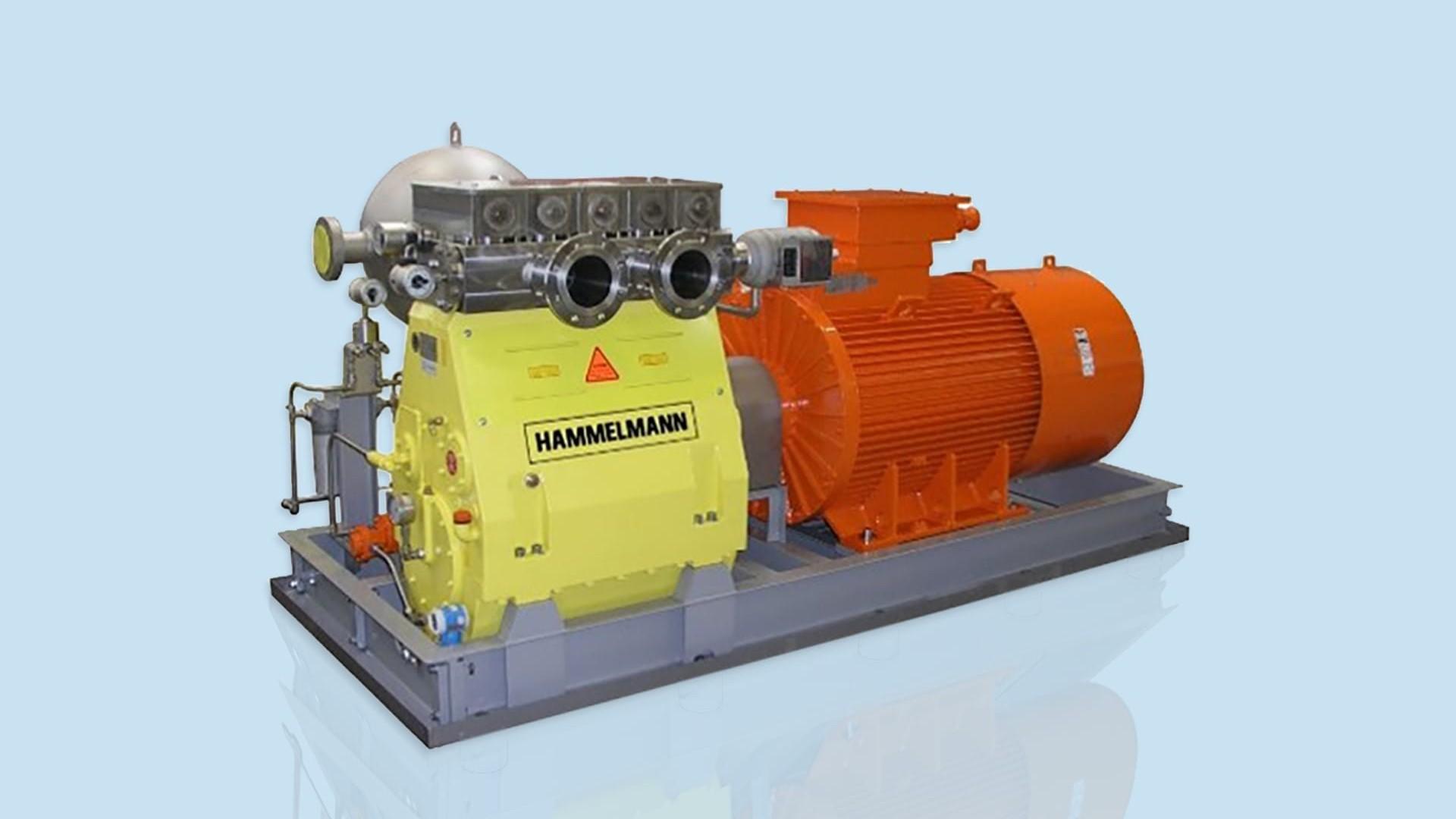 Process & Utility pumps